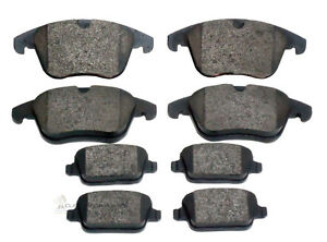 landrover freelander 2 2 td4 sd4 3 2 06 14 front rear brake pads rh ebay co uk brake pads manufacturer in japan brake pads manufacturer company
