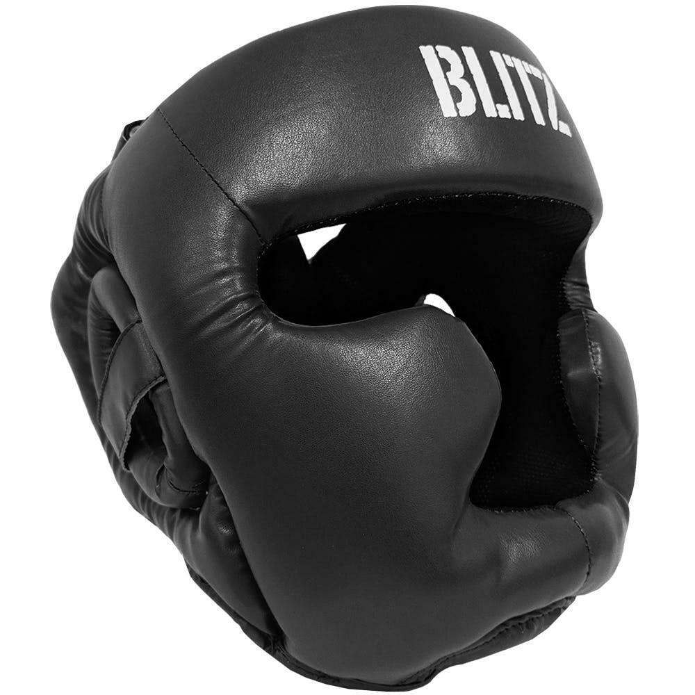 Blitz Club Full Boxing Contact Head Guard