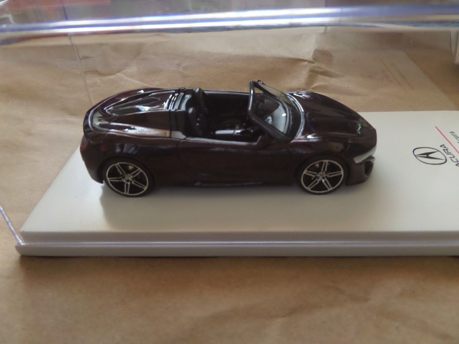 Acura 2012 2012 2012 Avengers Acura Model 1 43 TSM Model Scale Miniature Marvel New 1e650f