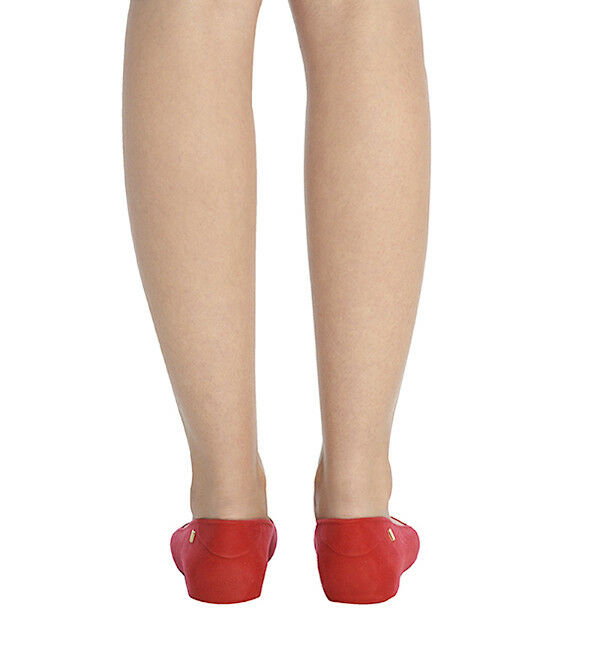 Melissa Virtue Flat in Red 5 Size 5 Red  6 Available 79da21
