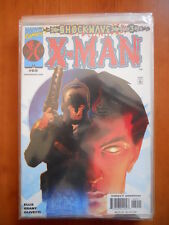 X-MAN #69 1995  Marvel Comics Blisterato + cd AOL Titanium   [SA45]