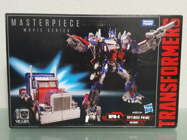 Hasbro Transformers Masterpiece Movie Series MPM 05 Barricade in stock MISB