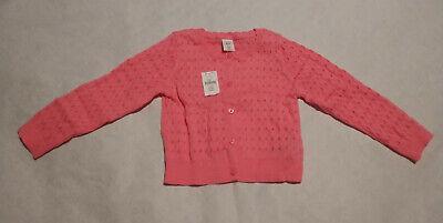 Beige  3T /&4T Toddler Girls/' sweater Cat/&Jack