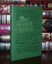 The Secret Garden by Frances Burnett Unabridged Deluxe Soft Leather Feel Edition