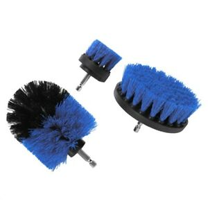 3-Sets-Of-Electric-Washing-Machine-Drill-Cleaning-Brush-Small-Car-Shower-El-C3C2