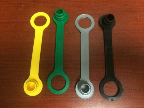 Hydraulic coupler dust plugs John Deere 425,445,455,X485,X495,X585,X595,X700