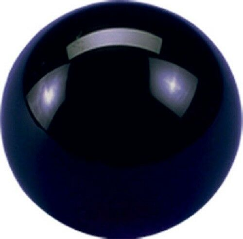 Aramith Black Cue Ball Reversed Colored Pool Balls
