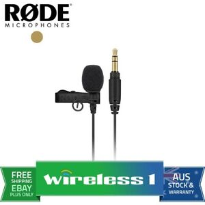 Rode Lavalier GO Professional-Grade Wearable Microphone LAVGO