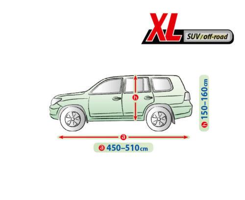 Telo Copriauto Copri Auto Macchina esterno per Kia Sorento