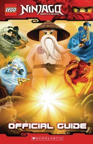 NINJAGO Masters of Spinjitzu. Official Guide. Lego by Farshtey, Greg