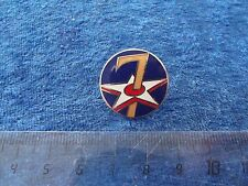 (A11-X27)  US Zivil Pin Army 7th Air Force