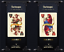 Charlemagne-Playing-Cards-New-Figures-SWAROVSKI-CRYSTAL-Limited-Edition-S thumbnail 5