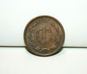 Mexico 1945 1 Centavo KM415