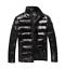 M-9XL Homme Duck Down Coats Stand Col Slim Fit Veste Trench Outwear Taille Plus
