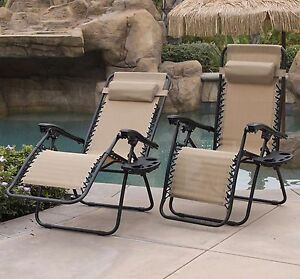 image is loading - Outdoor Recliner Chair