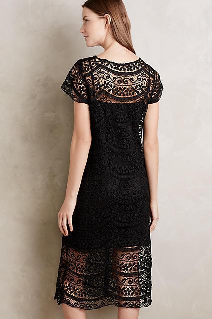 NWT - ANTHROPOLOGIE  MYNE Anya Lace Dress - size size size 0 MSP  258 333942