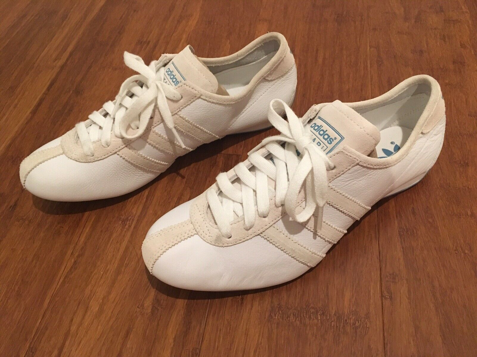 Adidas shoes white US women's 8.5 - never used
