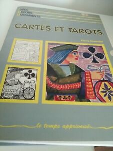 Charmant Cartes Et Tarots - Bruandet Brillant En Couleur