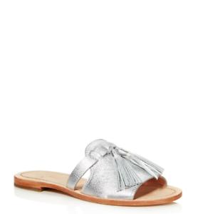 Steven by Steve Madden Sagharbr Leather Open Toe Coral Sandals Sandals Coral Size 8 f404c8