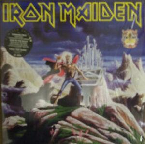 Iron-Maiden-Running-Free-amp-Run-To-The-Hills-NEW-MINT-Double-12-034-singles-set
