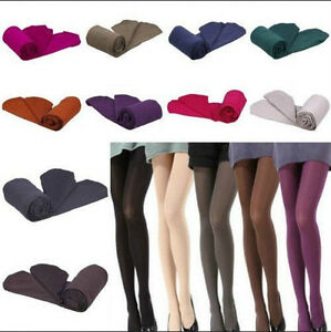 Women-Thick-Warm-Winter-Stockings-Socks-Stretch-Tights-Opaque-Pantyhose-GT
