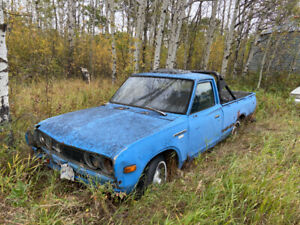 Rare Datsun 620 Pickup Truck