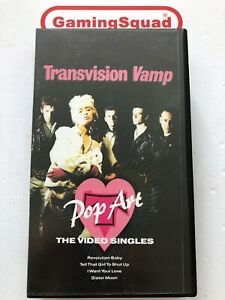 Transvision-Vamp-Pop-Art-VHS-Video-Retro-Supplied-by-Gaming-Squad