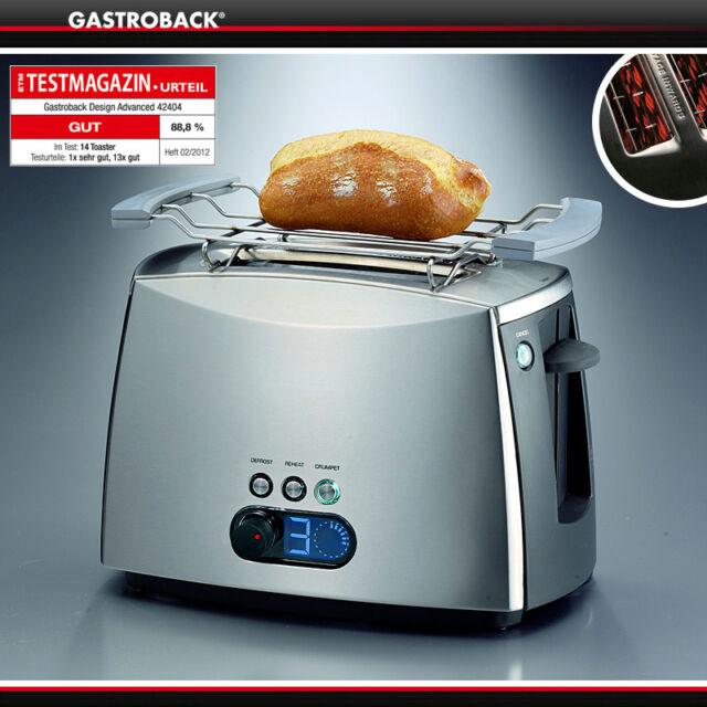 Gastroback - Design Toaster Advanced