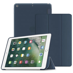 Wake-Sleep-Stand-Case-Soft-TPU-Back-Cover-For-iPad-6th-Gen-9-7-039-039-2018-A1893