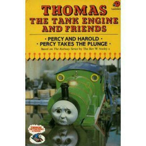 Thomas The Tank Engine & Amis: Percy Et Harold: Percy Prend The Plunge: B