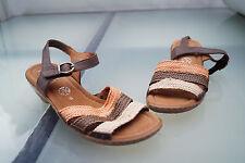 jenny by ara Damen Sommer Schuhe Sandalen Pumps bequem Gr.41 G braun  TOP #70