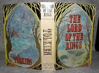 The Lord of the Rings - J.R.R.Tolkien, PB, 1971- 7th Impression.