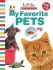 My Favorite Pets 9780545135870 by Jill Ackerman Misc