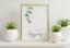 miniature 19 - Bathroom Prints Botanical Eucalyptus STUNNING FINE ART PICTURE Minimalist funny