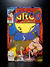 COMICS: Marvel: Epic: Groo the Wanderer #38 (1980s)  - RARE (batman/figure)