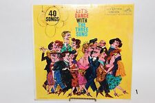 Let's Dance with The Three Suns 40 Songs RCA Victor LPM-1578 Mono LP 1958