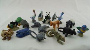 Sammeln-Tiere-Naturgetreu-Wildtiere-Meerestiere-Vogel-Fisch-Delphin-Krebs-Sp176