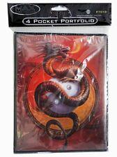 Max Protection 4-Pocket Portfolio: Protector o.t. Wudang Dragon Album Ordner TCG