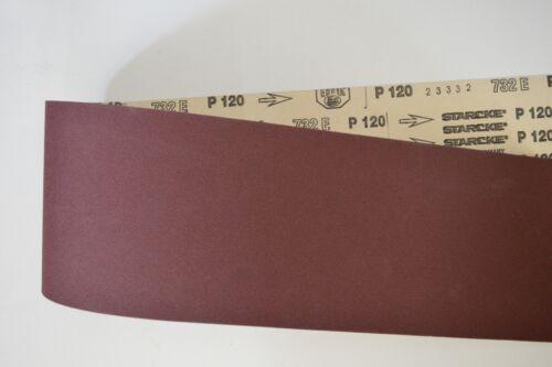 Schleifband 150 x 7600 mm AlO E-Papier Körnung wählbar