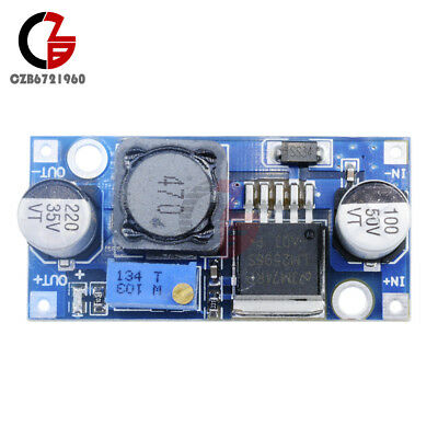 10PCS LM2596 DC-DC  Buck Converter step-down module NEW