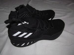 Adidas-SM-Crazy-Explosive-Low-2017-Primeknit-B75920-man-black-shoes-Brand-New