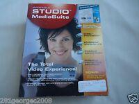 Pinnacle Studio Media Suite Plus Version 9 Video/audio/photo Editing