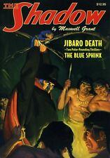 The Shadow #20 Jibaro Death & The Blue Sphinx PB Sanctum Maxwell Grant