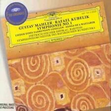Mahler - Sym No.1/Etc/Brso/Kubelik Gor (NEW CD)