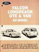 ford falcon xh series 2 longreach ute van repair manual supplement rh ebay com au ford falcon xh workshop manual pdf ford falcon xh workshop manual pdf