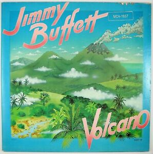JIMMY-BUFFETT-Volcano-LP-1979-COUNTRY-ROCK-VG-NM