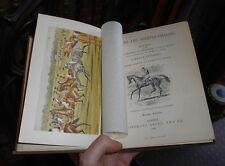 Horse Racing & Steeple-Chasing (Badminton Library of Sports) Hurdle Racing 1887