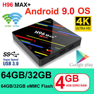 H96-Max-Android-9-0-TV-Box-RK3328-Quad-Core-4GB-RAM-64GB-ROM-4K-Media-Player