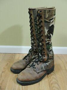 Rare Chippewa Boots 17\