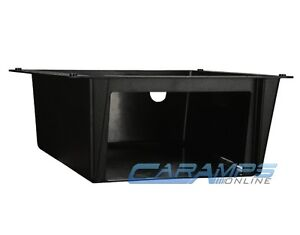 Universal Under Dash Overhead Car Stereo Double Din